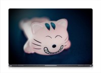View HD Arts Cat Figurine Cover ECO Vinyl Laptop Decal 15.6 Laptop Accessories Price Online(HD Arts)