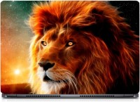 View HD Arts Lion Eye Hair Art ECO Vinyl Laptop Decal 15.6 Laptop Accessories Price Online(HD Arts)