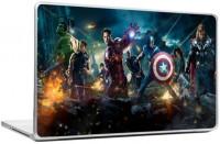 HD Arts Avengers Laptop skin . ECO Vinyl Laptop Decal 15.6