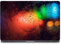 View HD Arts Blur Wet Glass Light ECO Vinyl Laptop Decal 15.6 Laptop Accessories Price Online(HD Arts)