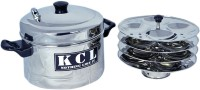 KCL Idly Pot Induction & Standard Idli Maker(4 Plates , 16 Idlis )