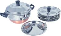 KCL Idly Pot Standard Idli Maker(3 Plates , 12 Idlis )