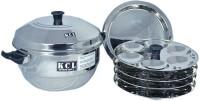 KCL Idly Pot Induction & Standard Idli Maker(4 Plates , 24 Idlis )