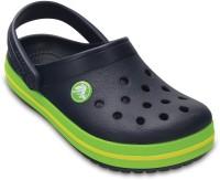 Crocs Boys Slip-on Clogs(Dark Blue)