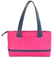 AzraJamil Women Pink Genuine Leather Sling Bag