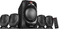 View Intex IT 2700 FMU Laptop/Desktop Speaker(Black, 4.1 Channel) Laptop Accessories Price Online(Intex)