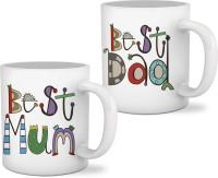 Tiedribbons Gifts for Parents Mug Gift Set