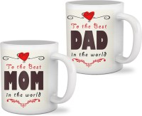 Tied Ribbons Mug Gift Set