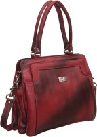 Miles London Satchel(Red)