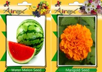 Airex Water Melon, Marigold Seed(25 per packet)