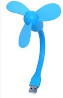 View YTM Good Quality Portable USB Fan(Multicolor) Laptop Accessories Price Online(YTM)