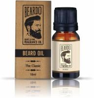 Beardo The Classic Beard & Hair Fragrance Oil(10 ml)