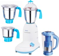 Sunmeet Speedway Wonderchief 750 W Juicer Mixer Grinder(White, 4 Jars)