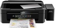 Epson L385 Multi-function Wireless Printer(Black)