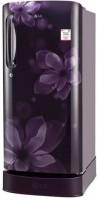 LG 190 L Direct Cool Single Door Refrigerator(purple orchid, GL-D201APOX)