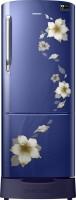Samsung 212 L Direct Cool Single Door Refrigerator(Star Flower Blue, RR22M287YU2/NL)