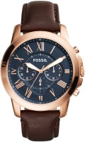 Fossil FS5068 Grant Analog Watch For Men