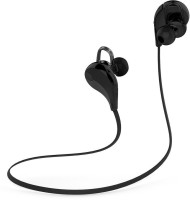 REJUVENATE PROFESSIONAL QY7 JOGGER 4.1 Headset with Mic(Black, In the Ear)