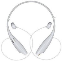Celltool HBS 730 Headset with Mic(White, In the Ear)