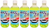 Cleanmax (LIME) Disinfectant Lemon(500 ml, Pack of 5)