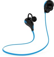 REJUVENATE PROFESSIONAL QY7 JOGGER 4.1 Headset with Mic(Blue, In the Ear)