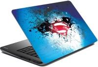View shopkio Superman_laptop_skin Adhesive Vinyl Laptop Decal 15.6 Laptop Accessories Price Online(shopkio)