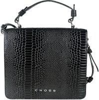Cross Women Black PU Sling Bag