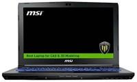 MSI WE Series Core i7 7th Gen - (16 GB/1 TB HDD/128 GB SSD/Windows 10/4 GB Graphics) WE62 7RJ Laptop(15.6 inch, Black)
