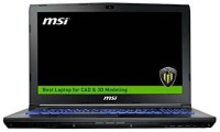 MSI WE Series Core i7 7th Gen - (16 GB/1 TB HDD/128 GB SSD/Windows 10/4 GB Graphics) WE62 7RJ Laptop(15.6 inch, Black)