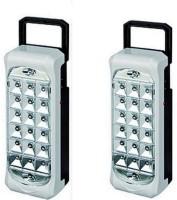 View roshni DP GOLD 20 LED Emergency Lights(White) Home Appliances Price Online(roshni)