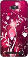 Flipkart SmartBuy Back Cover for Asus Zenfone Max ZC550KL(Multicolor, Plastic)