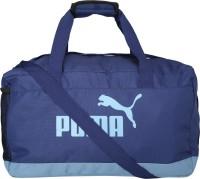 Puma PUMA Box Bag Gym Bag(Blue)