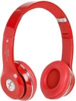 View head nik s 460 Headphone(Red, Over the Ear) Laptop Accessories Price Online(head nik)