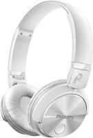 Philips SHB3060WT/00 Headset with Mic(White, Over the Ear)