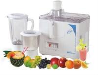 ORPAT KITCHEN LEGEND 500 W Juicer Mixer Grinder(White, 2 Jars)