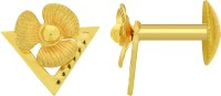 Joyalukkas Yellow Gold 22kt Stud Earring