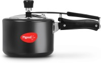 Pigeon Titanium 5 L Pressure Cooker(Induction Bottom, Hard Anodized)