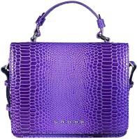 Cross Women Purple PU Sling Bag