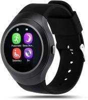 Fletum C5 Smartwatch(Black Strap, Regular)