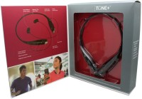 VibeX �� Sports Edition Handfree Headset with Mic(Black, In the Ear)