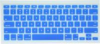 View Maser macbook laptop Keyboard Skin(Blue) Laptop Accessories Price Online(Maser)