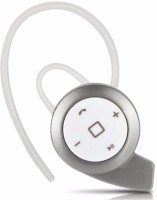 Wonder World � Ear Hook Top Quality Stereo Earphone Headphone Mini V4.0 Handfree Headset with Mic(Silver, In the Ear)