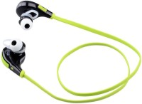Wonder World �� JOGGER QY7 Neutral Stereo Earphone Sport Headphone With Microphone Headset with Mic(Green, Black, In the Ear)