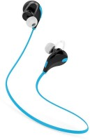 Wonder World � JOGGER QY7 Neutral Stereo Earphone Sport Headphone With Microphone Headset with Mic(Blue, Black, In the Ear)
