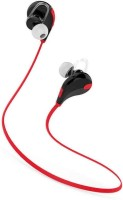 Wonder World �� JOGGER QY7 Neutral Stereo Earphone Sport Headphone With Microphone Headset with Mic(Red, Black, In the Ear)