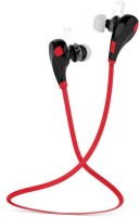 Wonder World � Stereo Sweat proof, Jogger, Running, Sport Earbuds Headset with Mic(Red, Black, In the Ear)