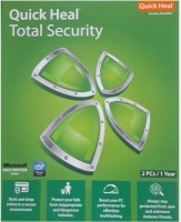 QUICK HEAL Total Security 2.0 User 1 Year(Voucher)
