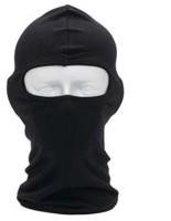 balaclava Black Bike Face Mask for Men & Women(Size: Free,  Balaclava)