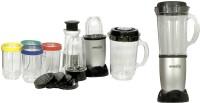 VK SHINE STAR MAGIC MIXER 250 W Juicer Mixer Grinder(Multicolor, 3 Jars)