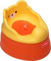 LuvLap Baby Potty Training seat - Orange & yellow Potty Seat(Orange, Yellow)